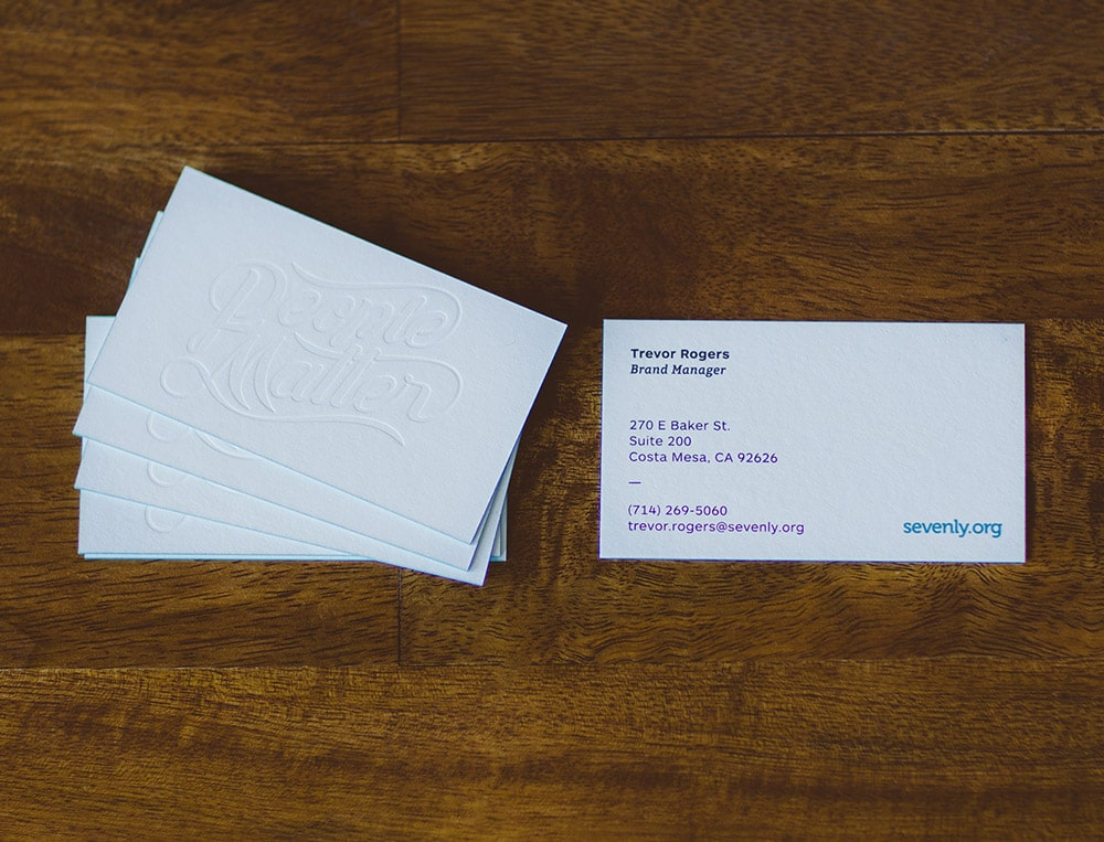How To Make An Insanely Powerful Business Card - The Daily Positive