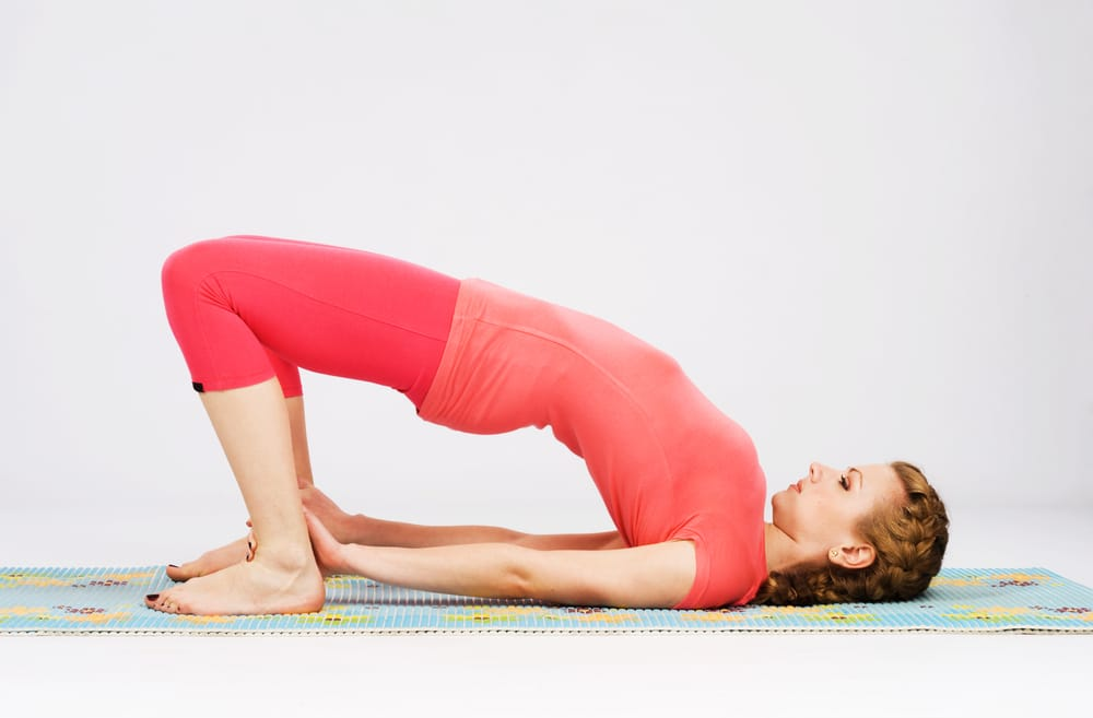 easy yoga for anxiety