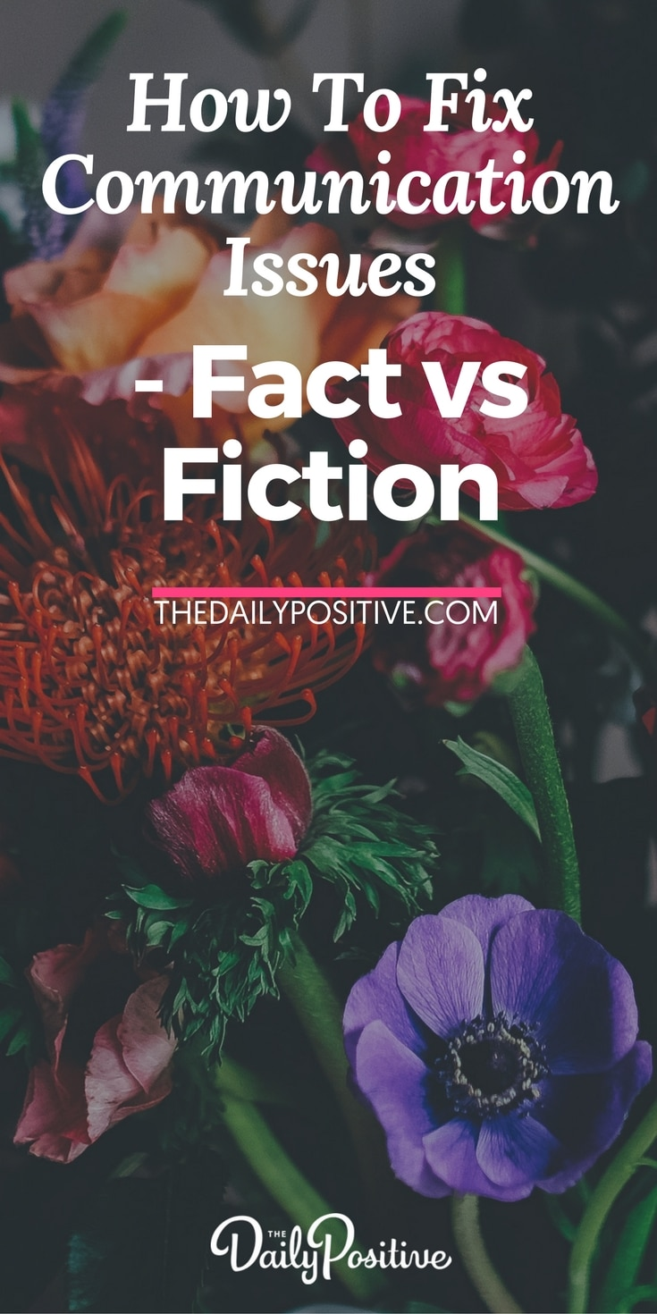 How to Fix Communication Issues - Fact vs Fiction