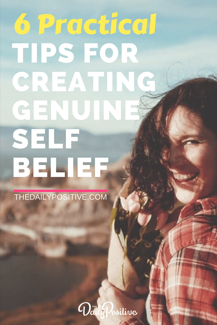 If you're in need of more self belief, here are6 powerful tips toboost you. These are practical and game-changing ways to generategenuine belief in yourself and create lastingtransformationinside, so youcan radiate confidence out into the world.