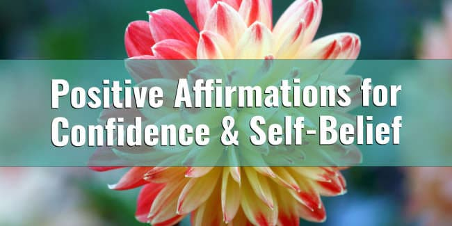 Affirmations for Confidence