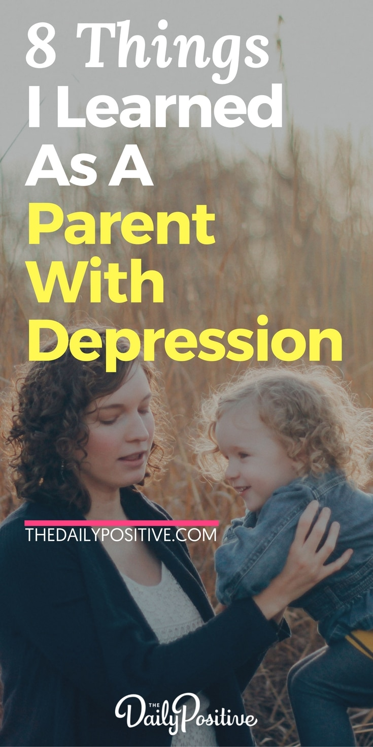 From a single parent who has suffered from depression, here are 7 invaluable things that helped me through. I hope these tips will help anyone else out there who might be going through something similar. #parenting #depression #selfconfidence #selfhelp #selfesteem #personalgrowth