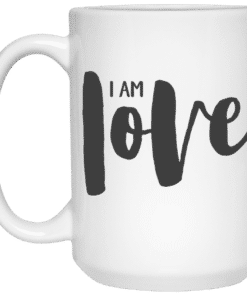 I am Love Affirmation Mug