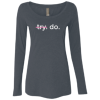 Women's Motivational T-Shirt