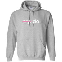 Women's Motivational Hoodie