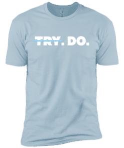 Boys Motivational T-Shirt