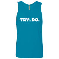Men's Motivational Tank