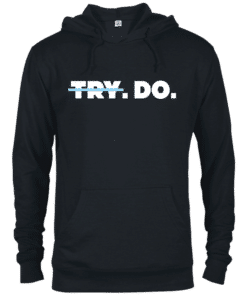 Men's Motivational Hoodie