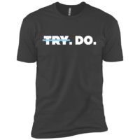 Men's Motivational T-Shirt