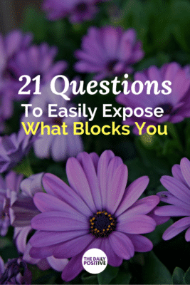 Find out what blocks you