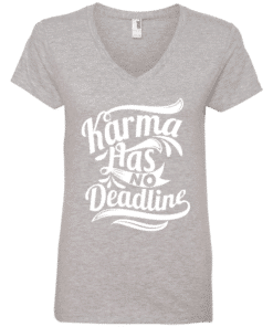 Karma Quote Womens TShirt