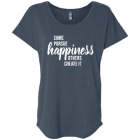 Womens Positive Quote Slouchy T-Shirt