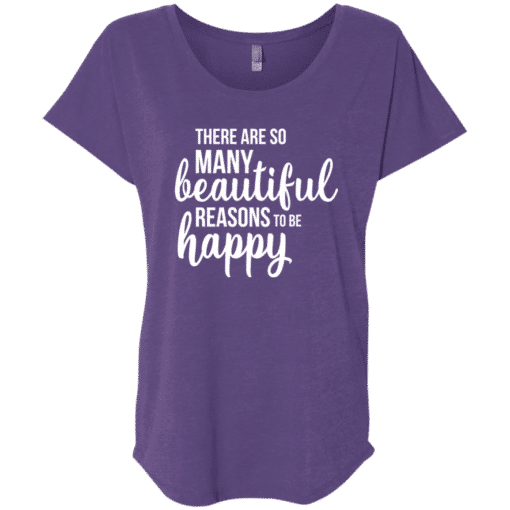 Womens Positive Quote T-Shirt