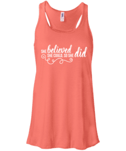 Motivation Quote Womens Tank