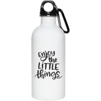 Positive Quote Water Bottle