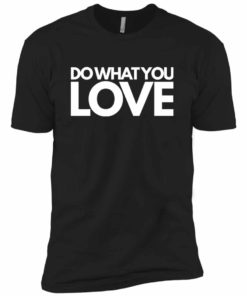 Do What You Love Boys Tee