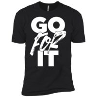 Go For It Boys Tee