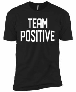 Team Positive Boys Tee