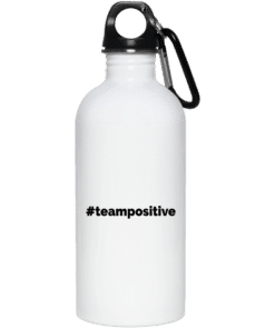 Team Positive Water Bottle