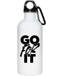 Go For It Water Bottle