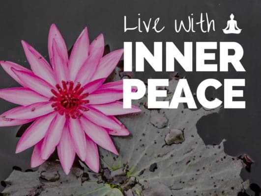 Live With Inner Peace On Demand Course