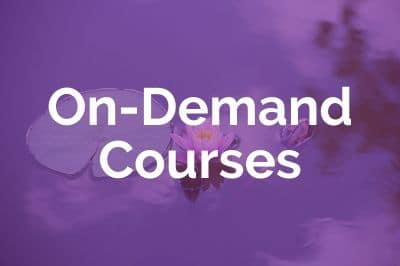 On Demand Personal Growth Courses