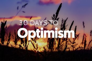 30 Days Optimism Course