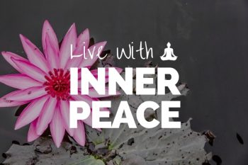 Live With Inner Peace Course