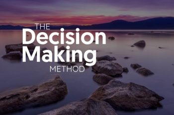The Decision Making Method Course